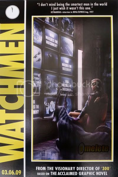 Watchmen: Ozymandias