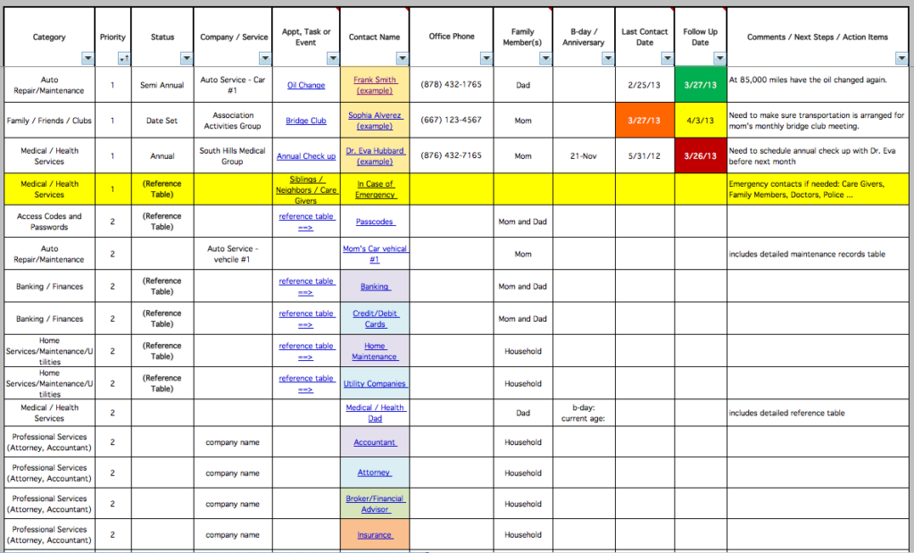 Defect Tracking Spreadsheet Template 1024x619