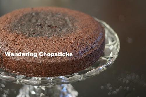 Chocolate Ale (Rogue Hazelnut Brown Nectar) Cake 11