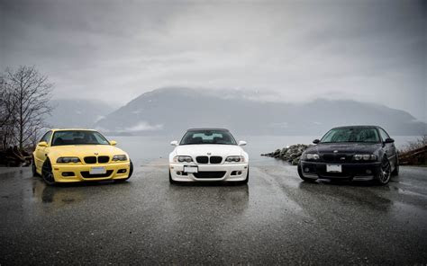 bmw   yellow black white cars  wide screen