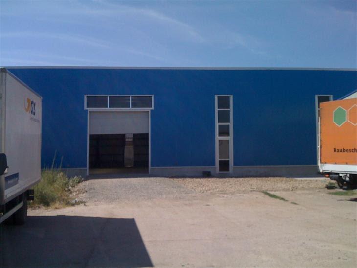 China Steel Metal Storage Warehouse Desain Dan Pra Pabrik Produsen Pemasok Pabrik Gudang Struktur Baja Murah Qingdao Kxd