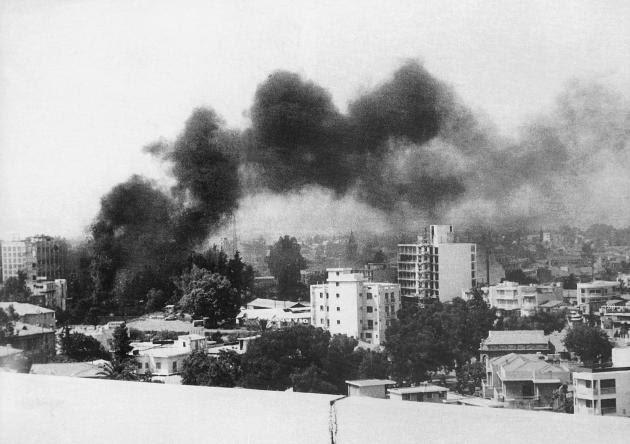 Οι πρώτες ώρες της τουρκικής εισβολής στη Κύπρο