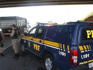 PRF Petrolina (Foto: Divulgação/ Policia Rodoviária Federal)