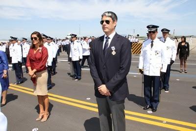 Entrega da OMA na Base Aérea do Galeão (RJ)