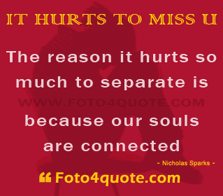 I Miss You So Bad It Hurts Quotespicturescom