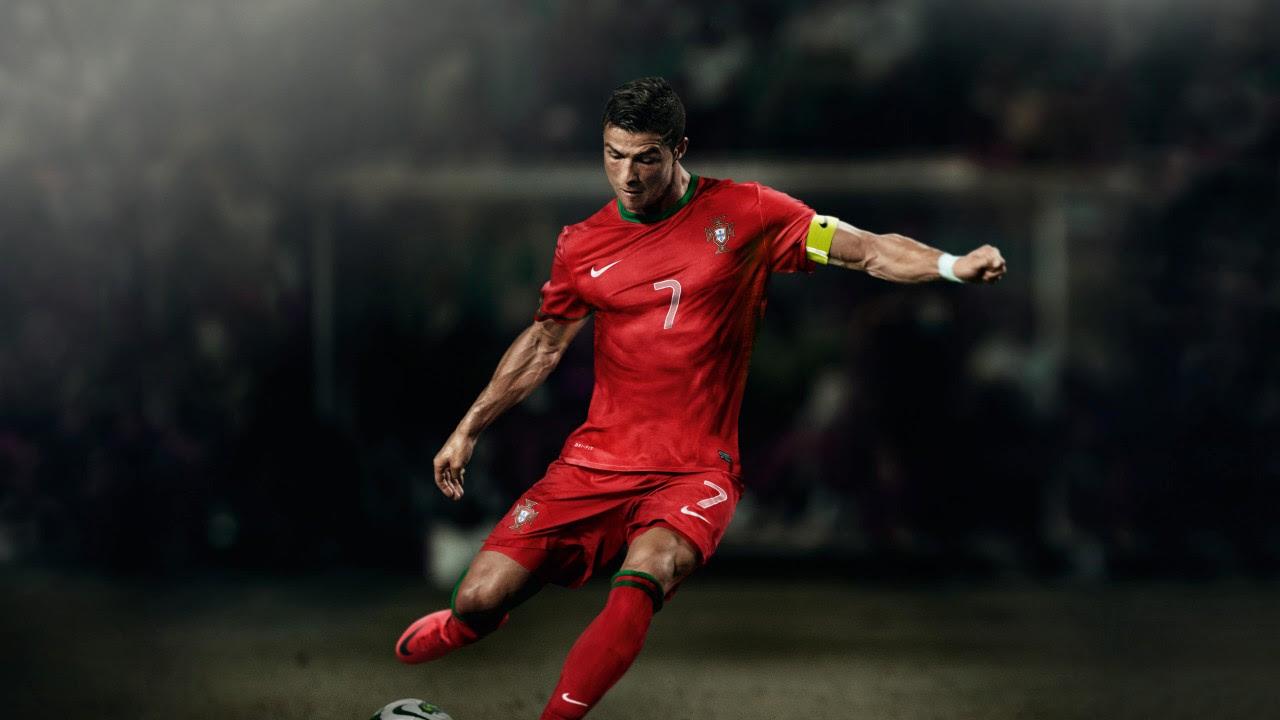 Cristiano Ronaldo Portuguese Football Player 4K Wallpapers  HD Wallpapers  ID 18378