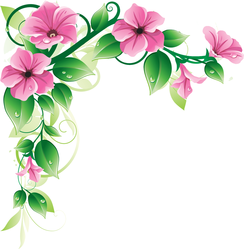 Free Flower Cliparts Frame Download Free Clip Art Free Clip Art On