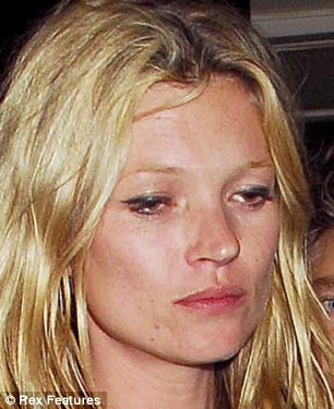 Despite her drugs debacle the previous year, in 2006 Moss picks up contracts with Calvin Klein, Roberto Cavalli, Bulgari and Stella McCartney among others