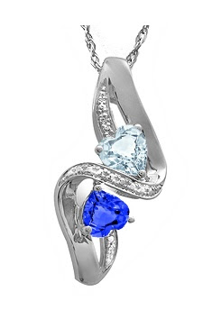 Kay Jewelers Birthstone Necklace Silver Rings