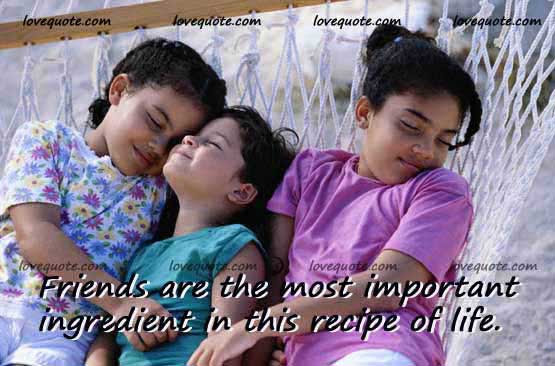 Friendship Quote Famous Friendship Quote The Love Quotes