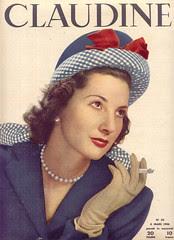 claudine n35 1946