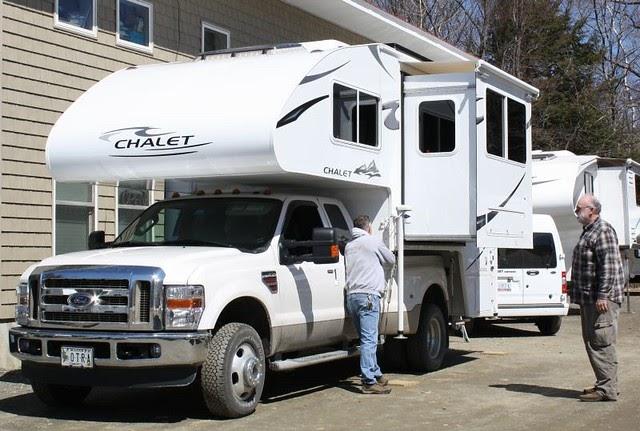 Truck Camper Warehouse Long Island