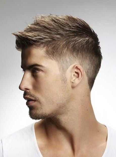 Frisuren für kurze haare jungs