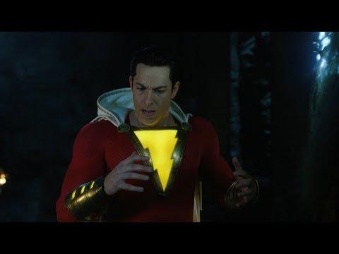 Trailer Comic.Con: Shazam!
