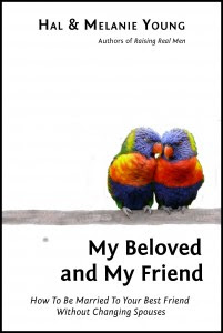 My Beloved and My Friend Cover Border