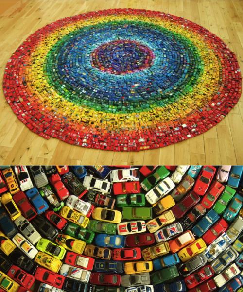Car Atlas by David T Waller