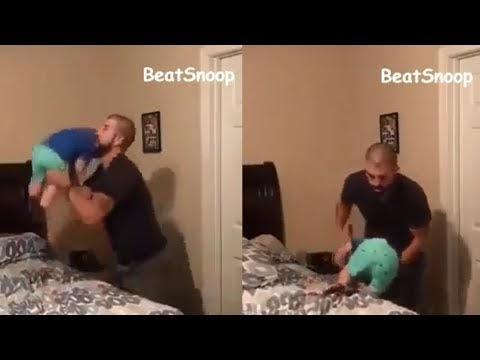 Funny Wrestling Match | DaD Vs. Son