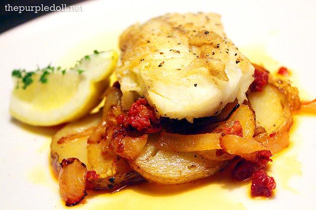 Cod Fish (P525)