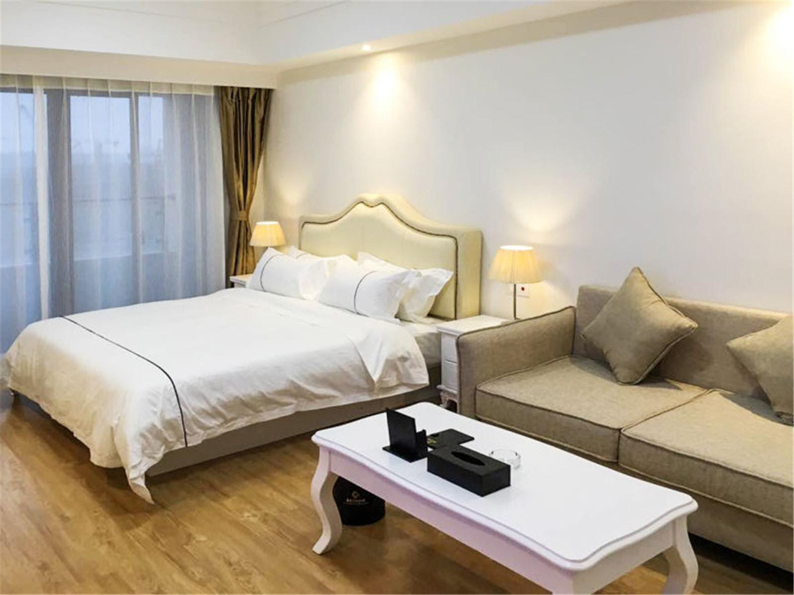 Reviews Bedom Apartments Wanda Taihu Yuexi Wuxi