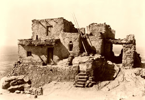 Hopi House in Arizona.