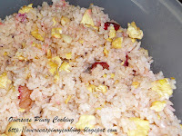Fried Rice, Hotdog & Egg
