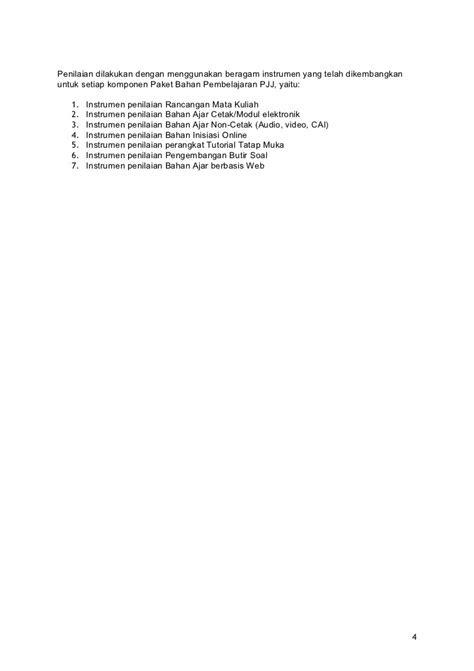 Prospek & pengembangan pjj d1 pevobe