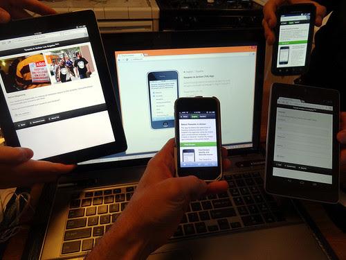 Tenants in Action (TIA) App