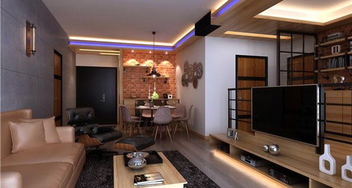 HongKongGoHomeInteriorDesignawardwinners5 HongKongGoHomeInteriorDesignawardwinners5 - Millimeter Interior Design Creates House In Hong Kong For Car Lover —urdesignmag