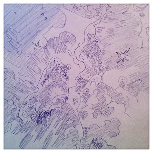 Cosmic Sketch