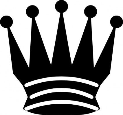 Queen Crown Black And White Free Download Best Queen Crown Black