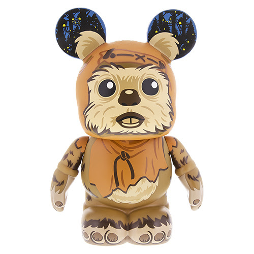 Star Wars Vinylmation: Wicket 9 inch | Anakin and His Angel
