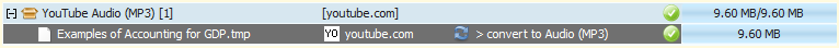 Direct convert to mp3 with JDownloader on Oudated Penang Uncle blogspot dot com