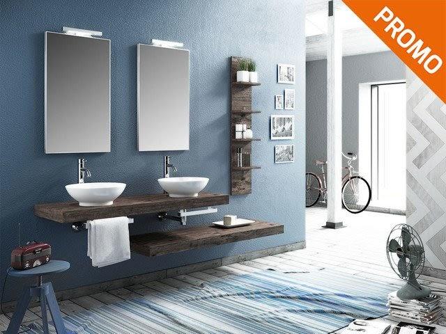 Mobili bagno con lavabo appoggio - Lavelli da appoggio per bagno ...