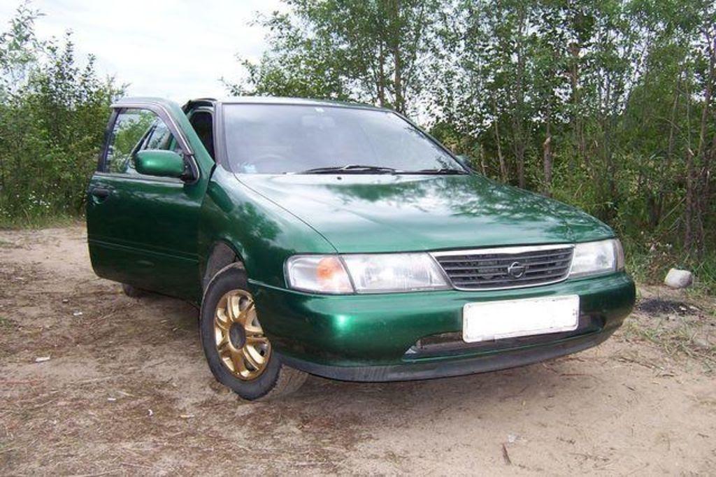 1994 Nissan Sunny