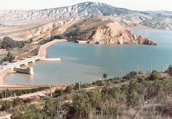 Barrage-de-l'Oued-Fergoug-Perregaux-1986