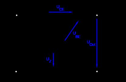 Transistor regulator