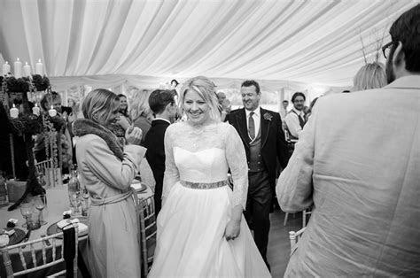 Emma & David's wedding   Aberlady Church & Lennoxlove
