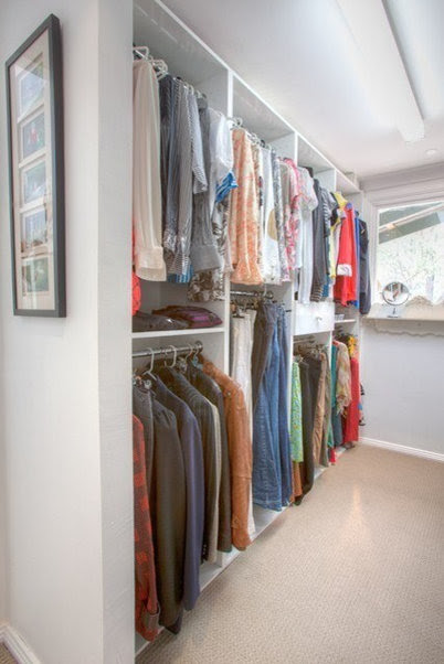 Traditional Closet by Clever Closet Company