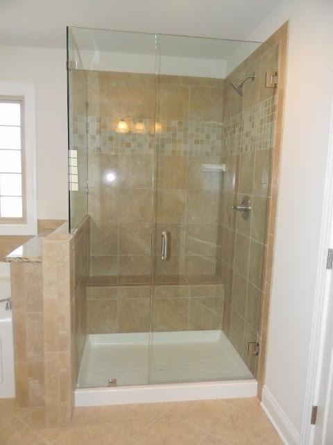 Ceramic Tile Shower Designs - Traditional - Bathroom ...
