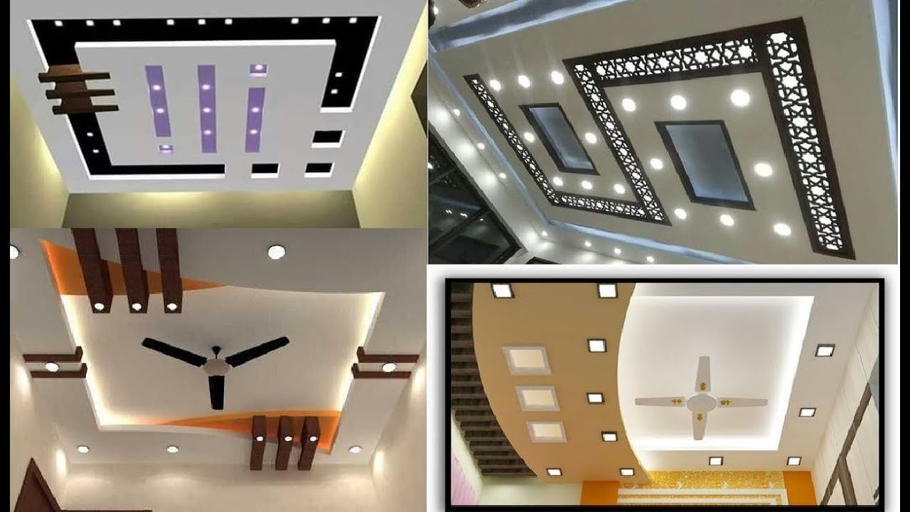 Top 200 Modern And Beautiful False Gypsum Ceiling Design Ideas Of 2020 Home Pictures