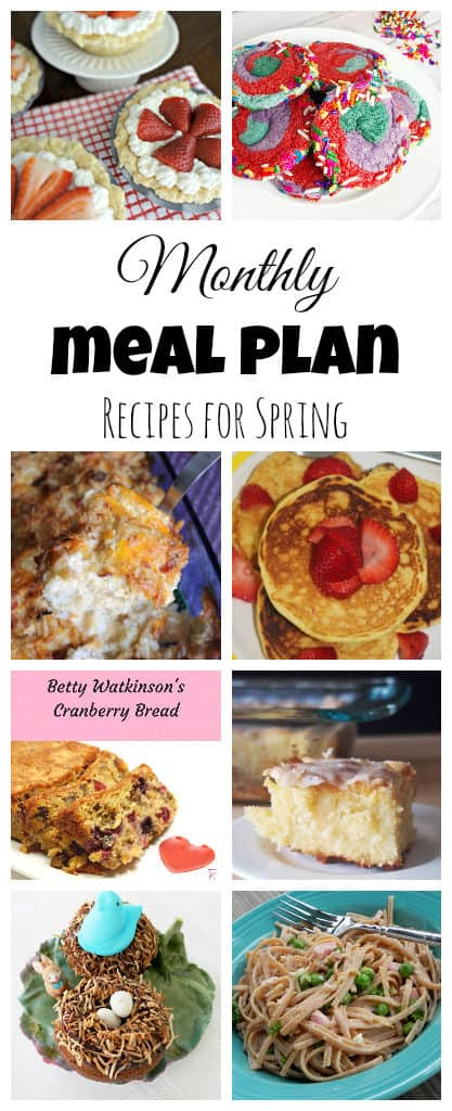 032617 Monthly Meal Plan April-pinterest