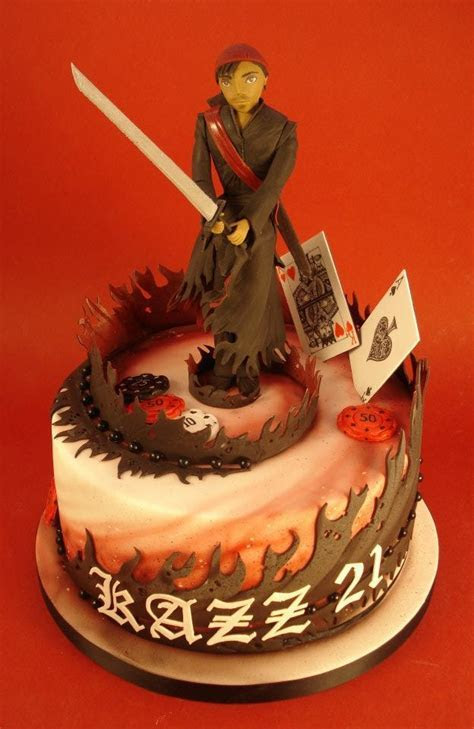 51 best Anime Cakes / Ideas images on Pinterest