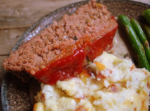 The Cutting Edge Of Ordinary Back To Basics Meatloaf