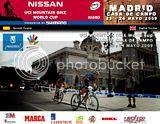 COPA DEL MUNDO MTB MADRID 2009