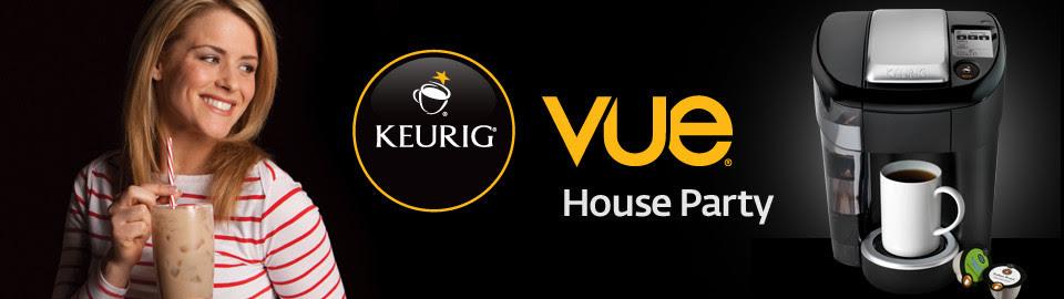 Keurig® Vue® House Party