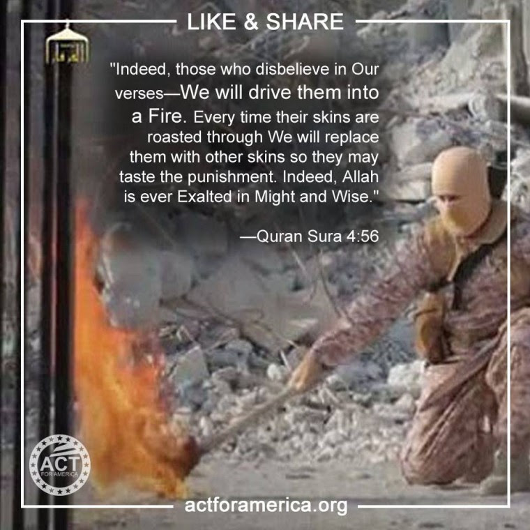 Koran-demands-that-people-be-burned-to-death