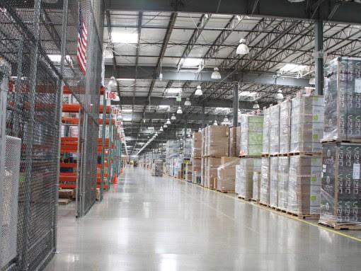 Costco Wholesale Depot - W. L. Butler