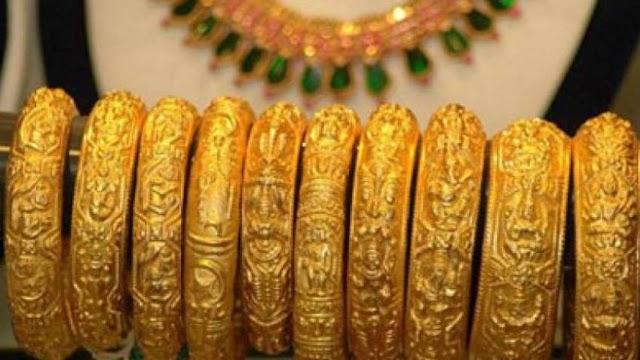 Gold Rate Down : बाजार खुलते ही सोने के दाम में भारी गिरावट, जानिए कितना हुआ सस्ता