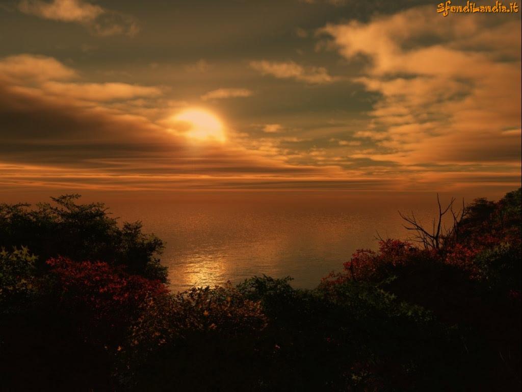 Sfondi desktop tramonti sul mare sfondi for Sfondi desktop tramonti mare
