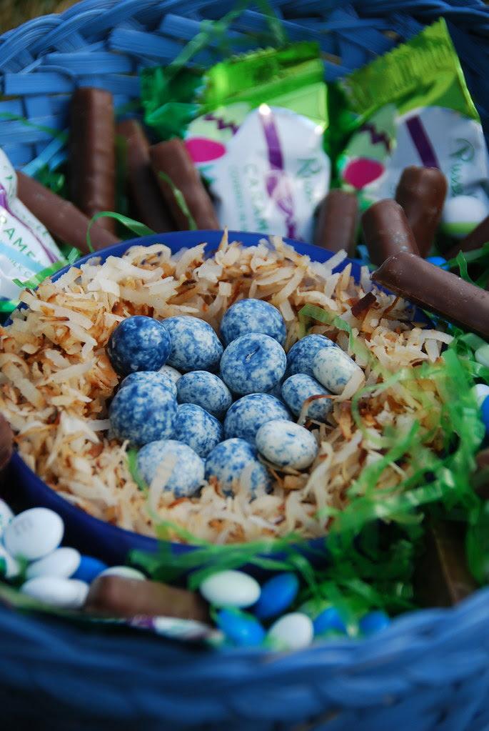 Sultry Nest Basket